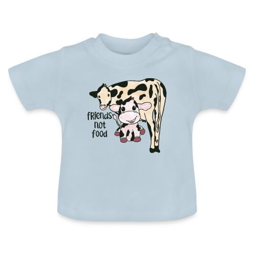 Friends not food - Baby T-Shirt