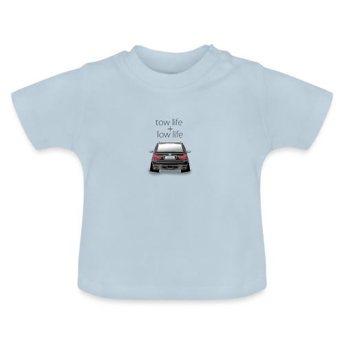 x5 towlife low life - Baby T-Shirt