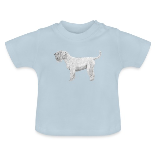 Soft Coated Wheaten Terrier - Baby T-shirt