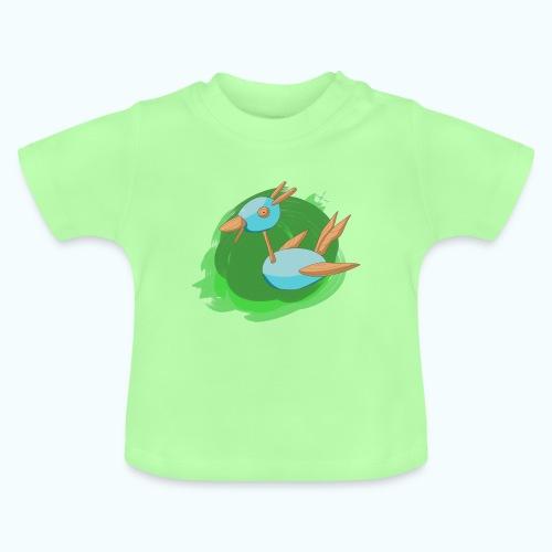 WOOD FREE real drawing - Baby T-Shirt