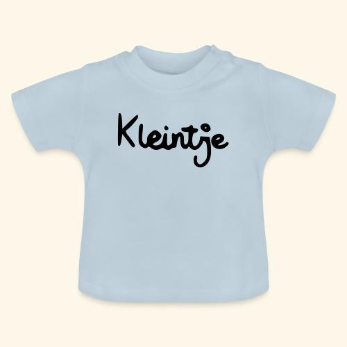 Kleintje - Baby T-shirt