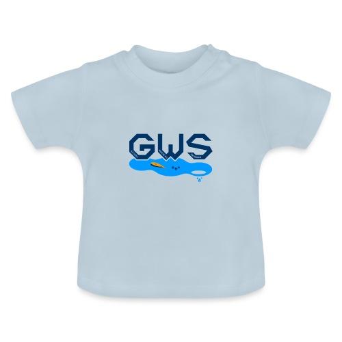 Global Warming Snowman - T-shirt Bébé