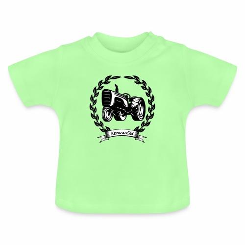 KonradSB - Koszulka niemowlęca