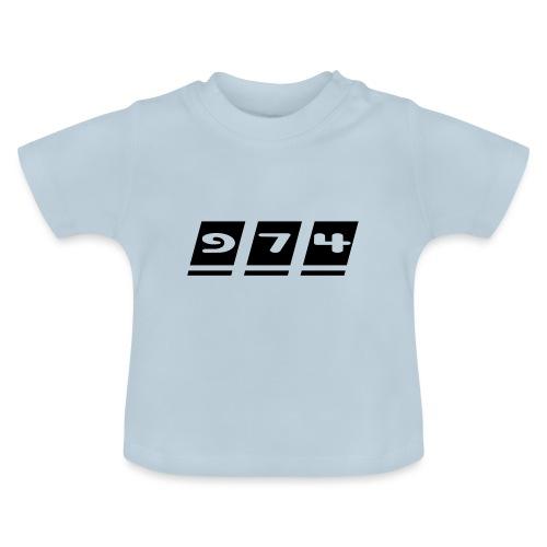 974, La Réunion - T-shirt Bébé