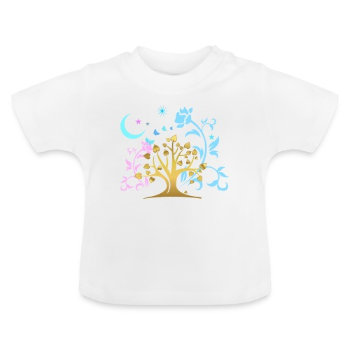 Mystic Tree - Baby T-Shirt