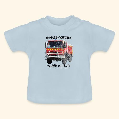 ccf sauver ou perir - T-shirt Bébé