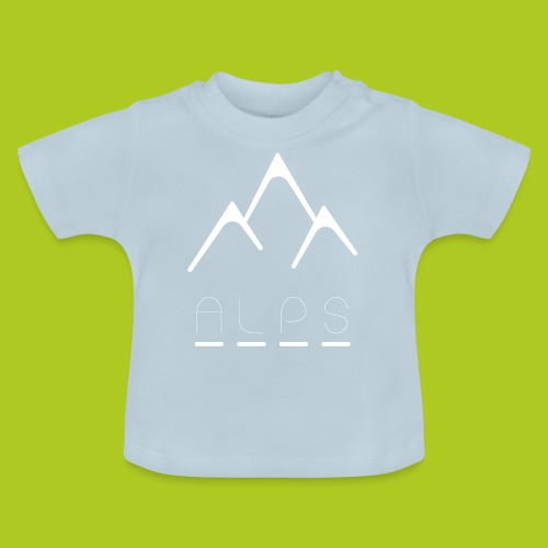 Alps - T-shirt Bébé