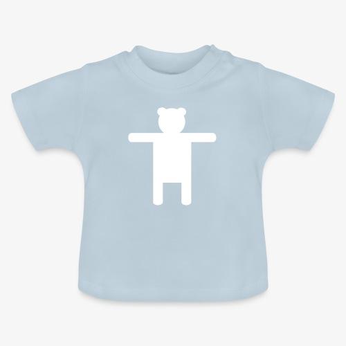 Ippis Entertainment, White - Vauvan t-paita