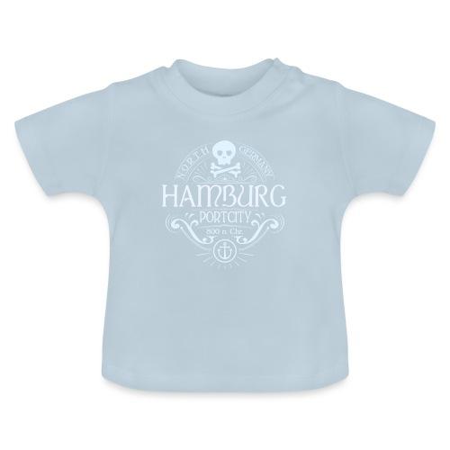Hamburg Hafenstadt - Baby T-Shirt
