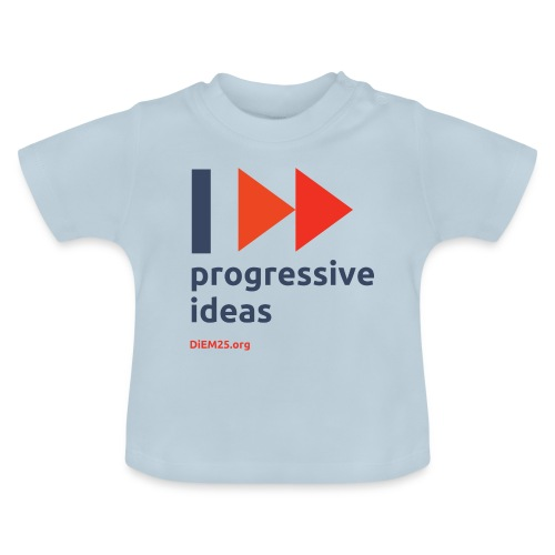 I Love/Forward Progressive Ideas - Baby T-Shirt