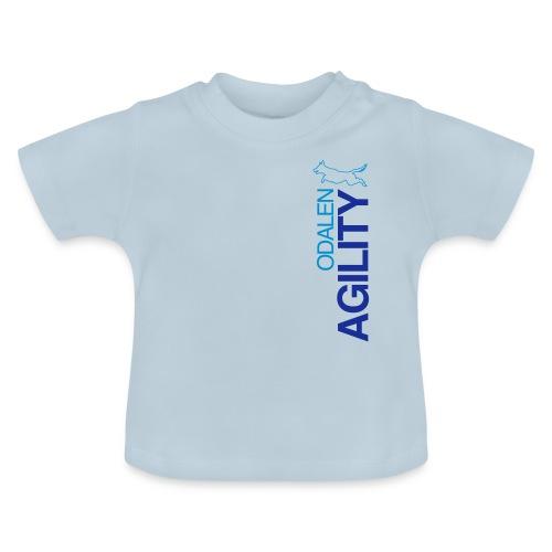 odalen agility blue1 - Baby T-Shirt