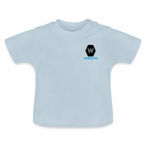 Warrington Wolves Wires 76 - Baby T-Shirt