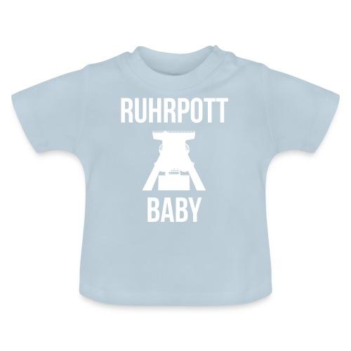 RUHRPOTT BABY - Deine Ruhrpott Stadt - Baby T-Shirt