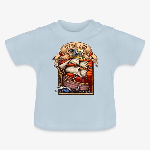 L'explorateur - T-shirt Bébé