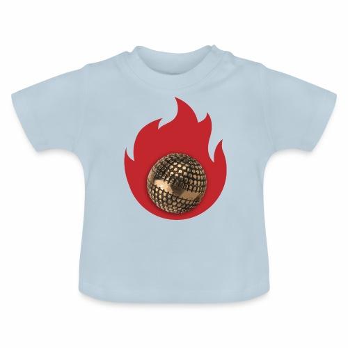 petanque fire - T-shirt Bébé