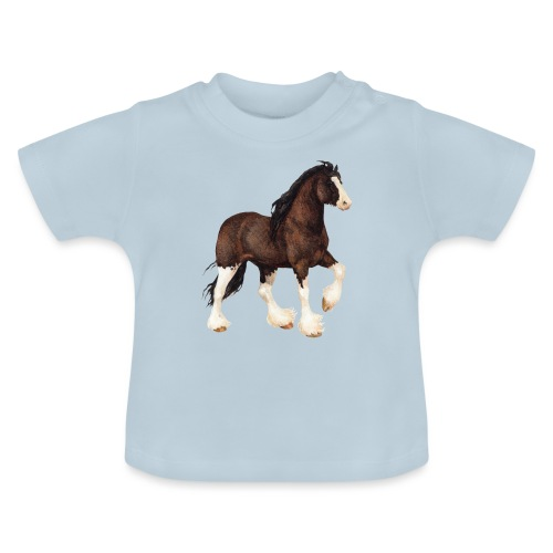 Shire Horse - Baby T-Shirt