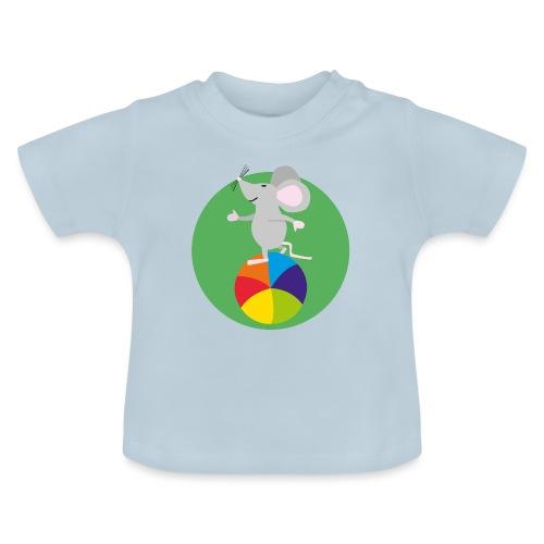 Maus Fridolin Fabelhaft - Baby T-Shirt