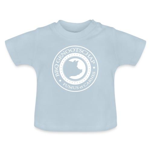 BBQ Genootschap logo shirt (voorkant) - Baby T-shirt