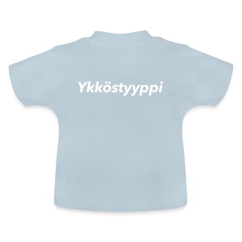 Ykköstyyppi - Vauvan t-paita