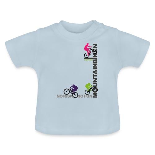 S33 Mountainbiken - Baby T-Shirt