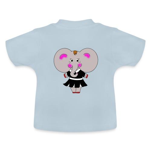 Elephantine - T-shirt Bébé