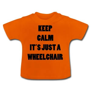 JustaWheelchair - Baby T-shirt