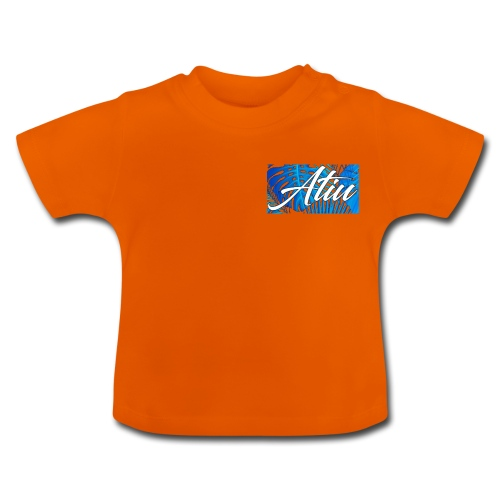 Atiu baby - T-shirt Bébé