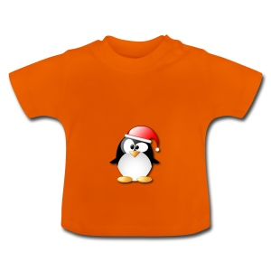 Mr Penguin - Baby T-Shirt