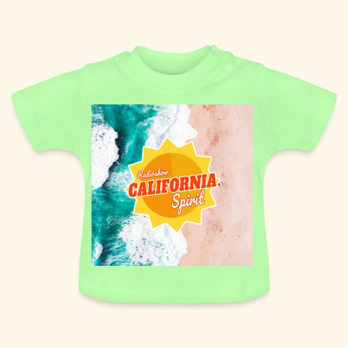 California Spirit Surfin - T-shirt Bébé