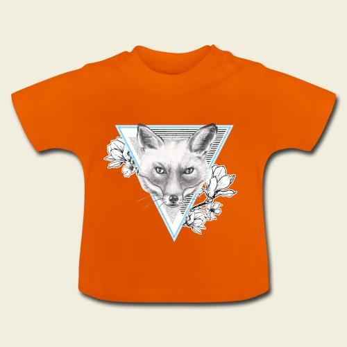 Frühlings-Fuchs - Baby T-Shirt
