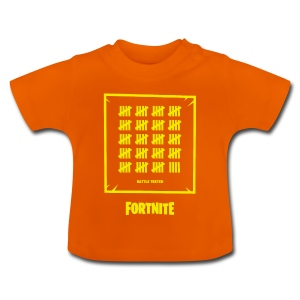 Fortnite Battle Tested - Baby T-Shirt