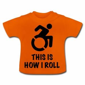 howiroll - Baby T-shirt