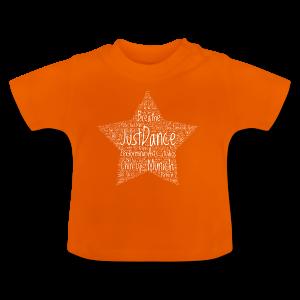 PAS Star white - Baby T-Shirt