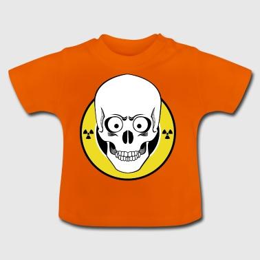 Crâne radioactif - T-shirt Bébé