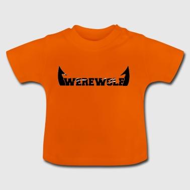 Loup-garou / Halloween: loup-garou - T-shirt Bébé