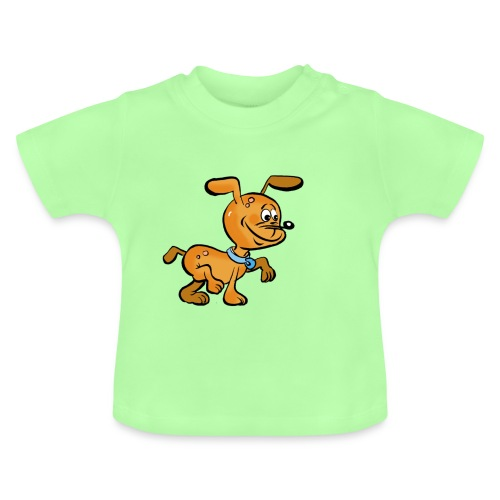 BagsiNeu1 2015 Kopie - Baby T-Shirt