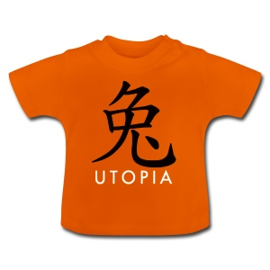 Utopia - Mr. Rabbit - Camiseta bebé