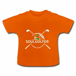 Soulgolfer - I compete against myself - Baby T-Shirt