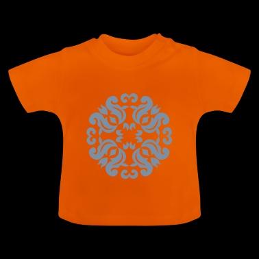 SILVER mote - Baby-T-skjorte