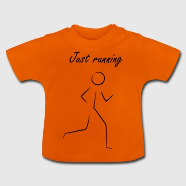 runner - Baby T-Shirt