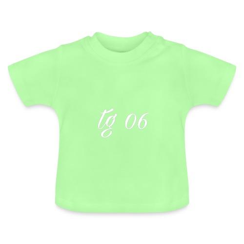 Tg 06 Schriftzug wihte - Baby T-Shirt