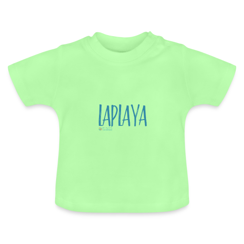 playa - Camiseta bebé