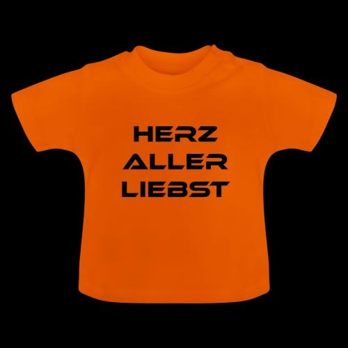 Herzallerliebst - Baby T-Shirt