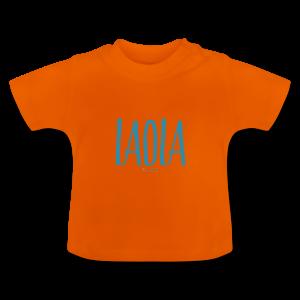 ola - Camiseta bebé