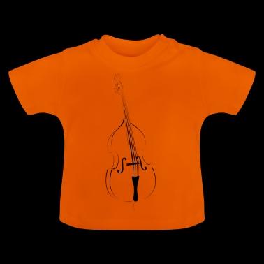 Bass Jazz Bass - Baby-T-skjorte