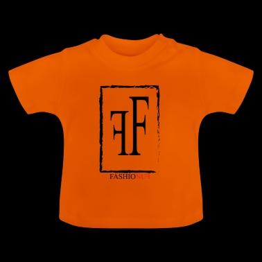 mote moro - Baby-T-skjorte