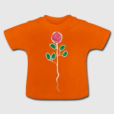 rose - Baby T-Shirt