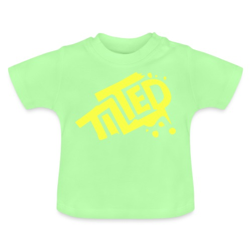 Fortnite Tilted (Yellow Logo) - Baby T-Shirt