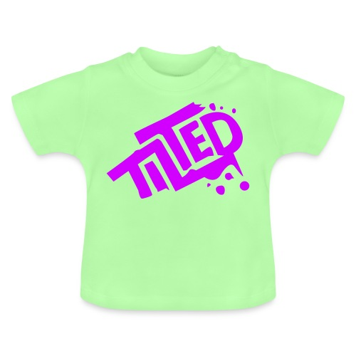Fortnite Tilted (Pink Logo) - Baby T-Shirt