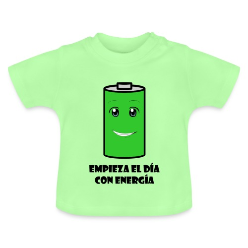 Pila - Camiseta bebé
